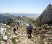 Euskadi, Parc Natural d'Aizkorri (Gipuzkoa)  del 17 al 23 d'Agost.