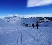 Raquetes de neu a la Cerdanya, 3 i 4 de Març