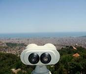 Barcelona als teus peus, Collserola, Dijous 25 d'Octubre