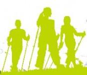 Matinal de Nordic Walking per l'entorn de Cardedeu, Diumenge  28 de Gener