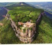 El Far, boscos, arbres monumentals i vistes d'ocell, dissabte 20 de Maig.