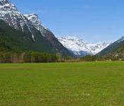 Vall de Bielsa, Chistau i Neuville, del 1 al 6 d'Agost.